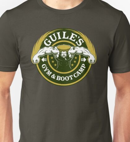 Guile's Gym & Boot Camp Unisex T-Shirt