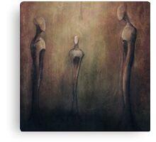 Meeting Canvas Print