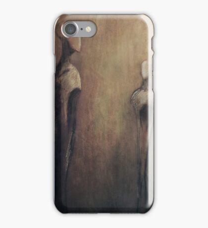 Meeting iPhone Case/Skin