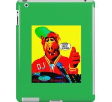 ALF DJ iPad Case/Skin