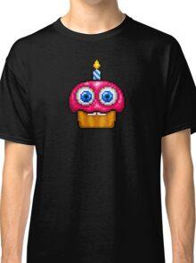 Adventure Toy Cupcake - FNAF World - Pixel Art Classic T-Shirt