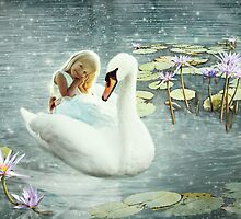 Anastasiya and the Swan by Linda Lees