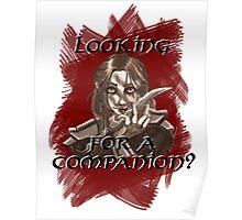 Companions companion? Poster