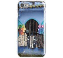 Atlas Travel Desert Caravan 5 village phone case iPhone Case/Skin