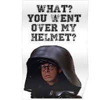 Spaceballs Dark Helmet Poster