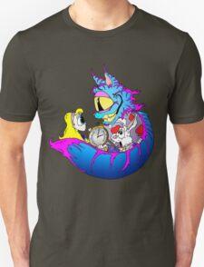 Alice & the Cheshire Cat Unisex T-Shirt