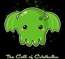The Call of Cutethulhu by fishbiscuit