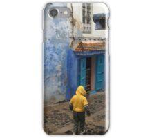 Atlas Travel Desert Caravan 6 village phone case iPhone Case/Skin