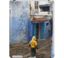 Atlas Travel Desert Caravan 6 village tablet ipad case iPad Case/Skin