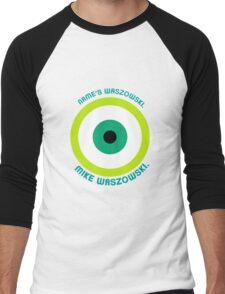 Monsters Inc. - Mike Waszowski (Minimal) Men's Baseball ¾ T-Shirt