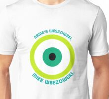 Monsters Inc. - Mike Waszowski (Minimal) Unisex T-Shirt