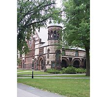 Princeton University Photographic Print