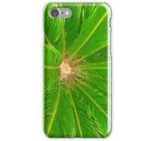 Atlas Travel palmtree phone case iPhone Case/Skin
