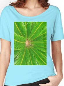 Atlas Travel palmtree t-shirt Women's Relaxed Fit T-Shirt