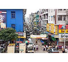 street Photographic Print