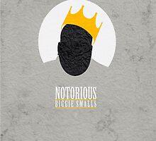 Notorious B.I.G by mitchrose