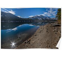 Quiet Waters -  Donner Lake Poster
