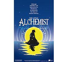 The Little Alchemist Photographic Print