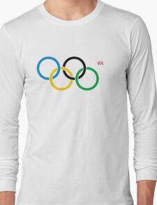 Olympics 404 Long Sleeve T-Shirt