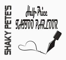 Shaky Pete's Tattoo Parlor by jgoo