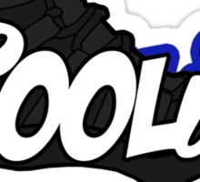 Spacejam Coolin. Sticker