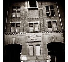 { Tooth & Co LTD } Photographic Print