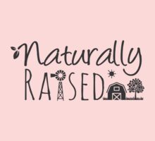 Naturally Raised Kids Clothes