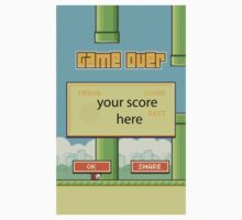 MBA - Your Score Here - Flappy Bird by MDRN