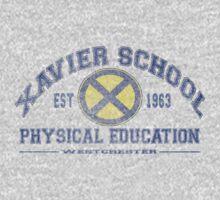 Xavier Gym Uniform T Kids Clothes