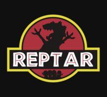 Jurassic Reptar! by jasebloordesign