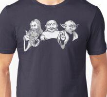 What Would Jesus, Buddha, Yoda Do? [NO TXT] Unisex T-Shirt