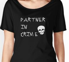 Partner In Crime Women's Relaxed Fit T-Shirt