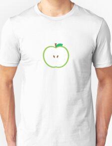 Green Apple Slice T-Shirt