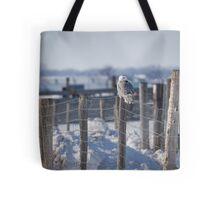 Project SNOWstorm Tote Bag