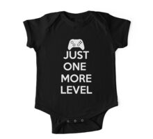 Just One More Level One Piece - Short Sleeve