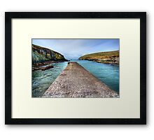 The Ring Of Kerry Framed Print