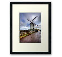 Blennerville Windmill Framed Print