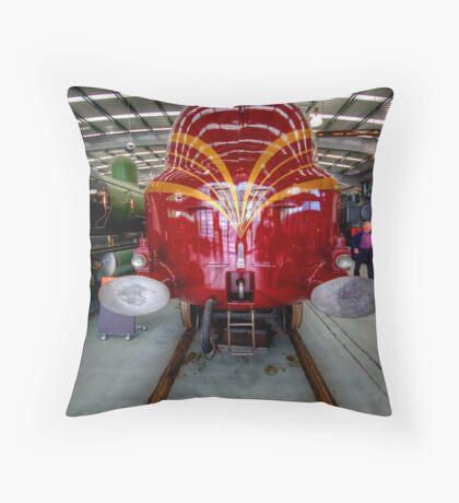 The National Railway Museum - Shildon Throw Pillow