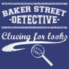 Baker Street Detective (White) by Ambear92