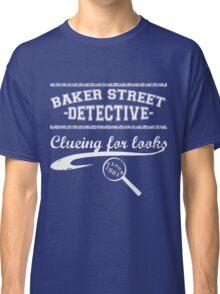 Baker Street Detective (White) Classic T-Shirt