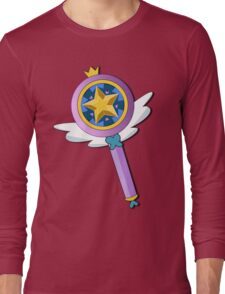Star Butterfly's Wand Long Sleeve T-Shirt