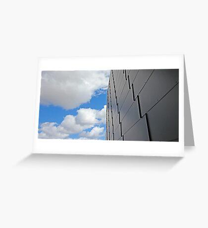 Sky Wall Greeting Card