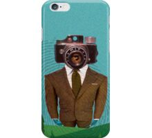 Dept. Of Disappearance no.31 iPhone Case/Skin