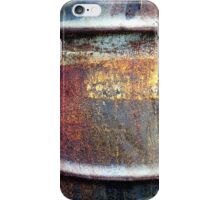 A CLOSER NY - OIL DRUM iPhone Case/Skin