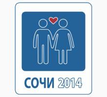 Sochi Russian Love Games 2014 / Сочи - игры любви   Kids Clothes