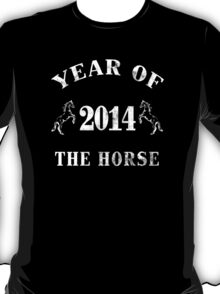 Year Of The Horse T-Shirt T-Shirt