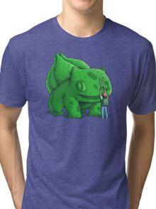 Plant type monster Tri-blend T-Shirt