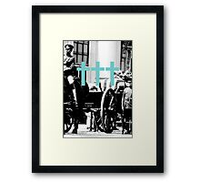 Nineteen Twenty Three Framed Print