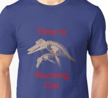 Time Is Running Out, T Shirts & Hoodies. ipad & iphone cases Unisex T-Shirt