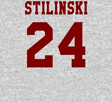 Stilinski 24, Stiles stilinski - maroon Hoodie